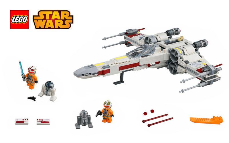 зоряні війни LEGO Fall 2018 Preview