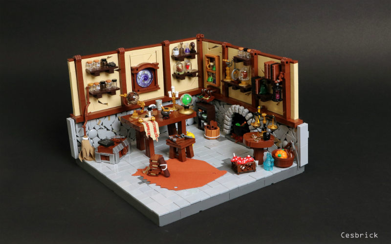 potions lego moc