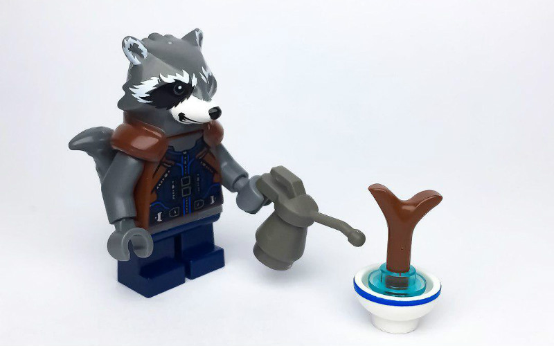 lego photo groot