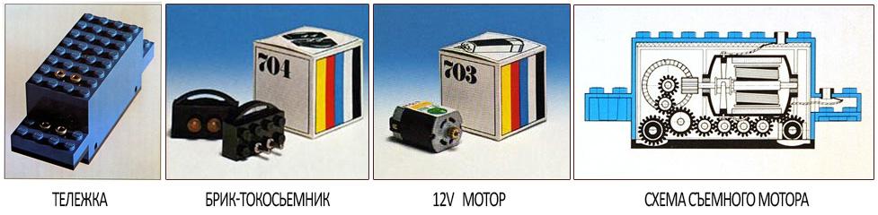 lego electromotors