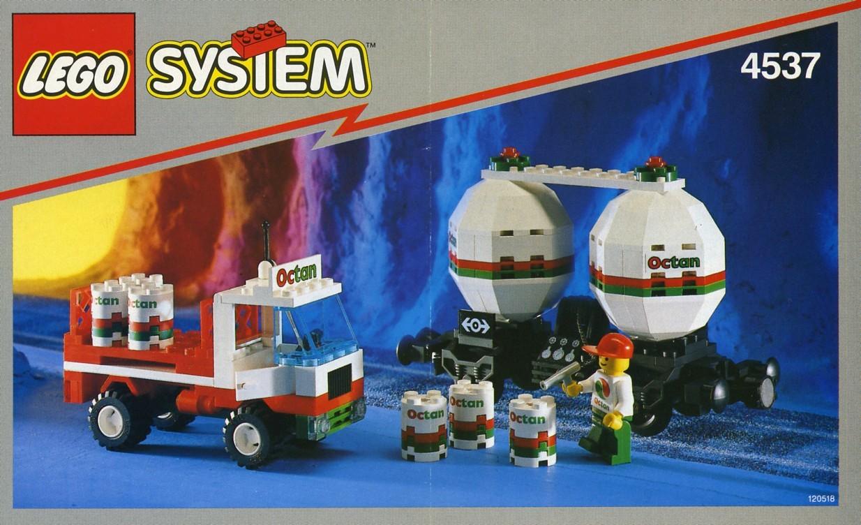 LEGO 4549 Road 'N Rail Hauler