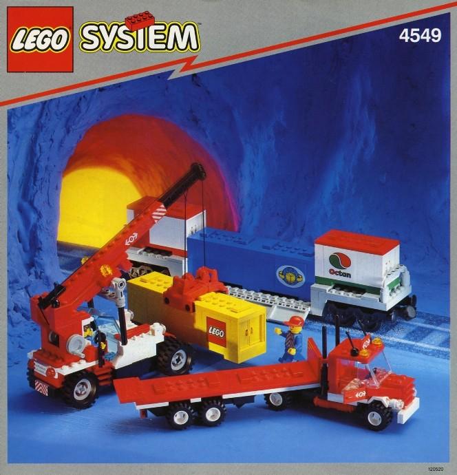 LEGO 4547 Railroad Club Car
