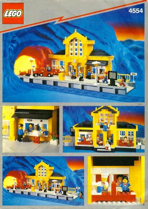 LEGO 4554 Metro Station