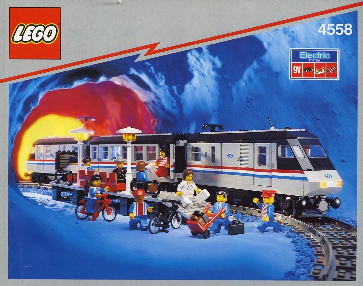 LEGO 4558 Metroliner