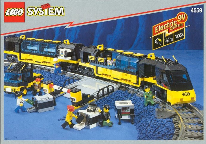 LEGO 4559 Cargo Railway
