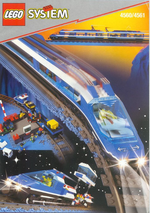 LEGO 4560 Railway Express