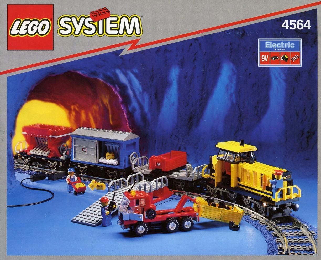 LEGO 4564 Freight Rail Runner