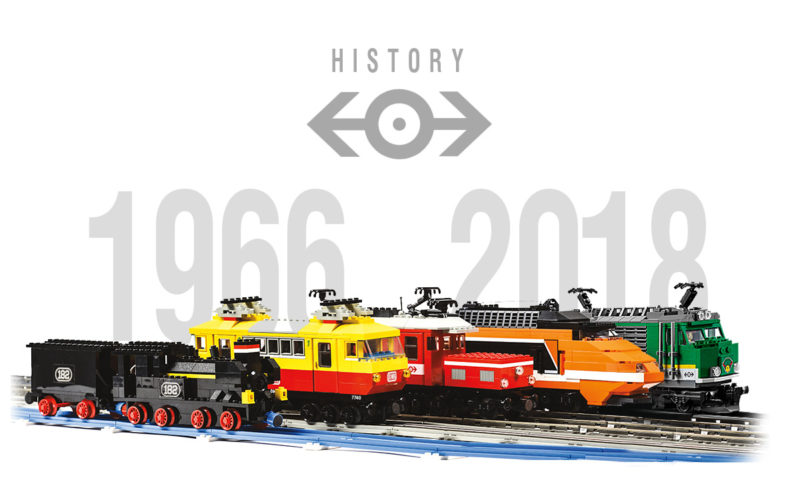 LEGO Train Retrospective