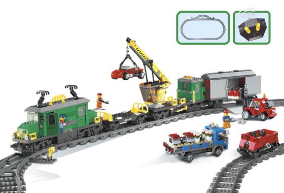 lego 7898 train