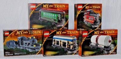 lego my own train