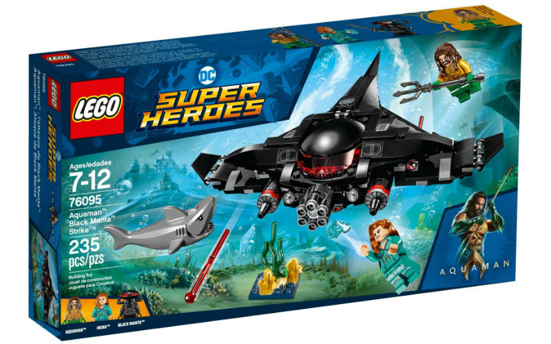 LEGO Black Manta Strike