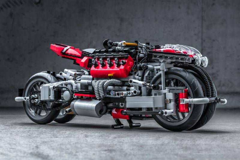 lego motobike