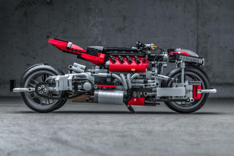 lego Maserati