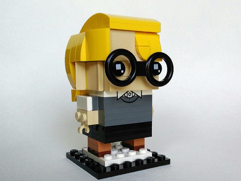 tymoshenko brickheadz lego