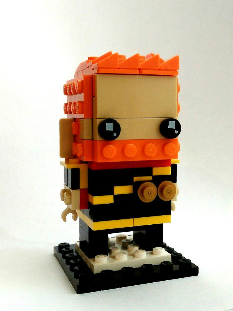 garry brickheadz lego