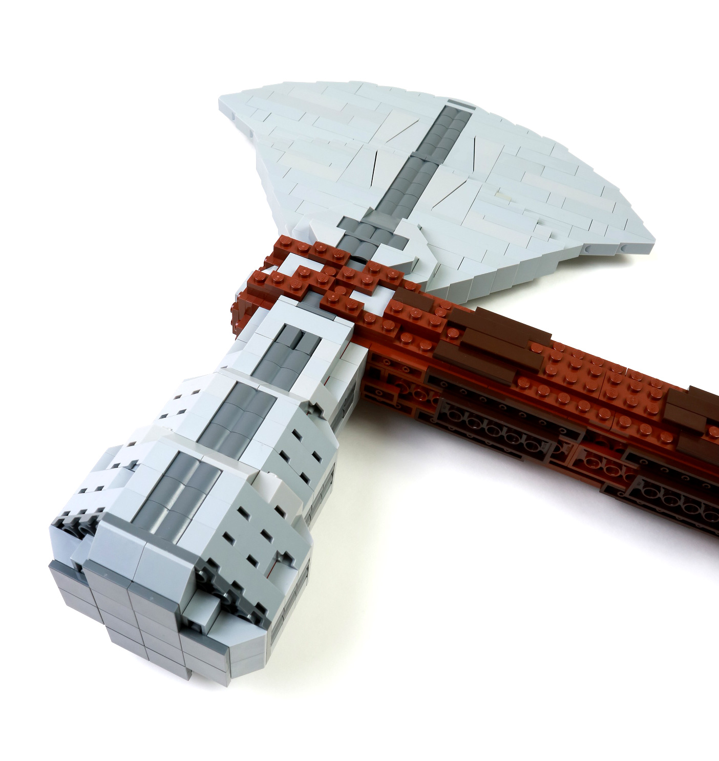moc lego axe