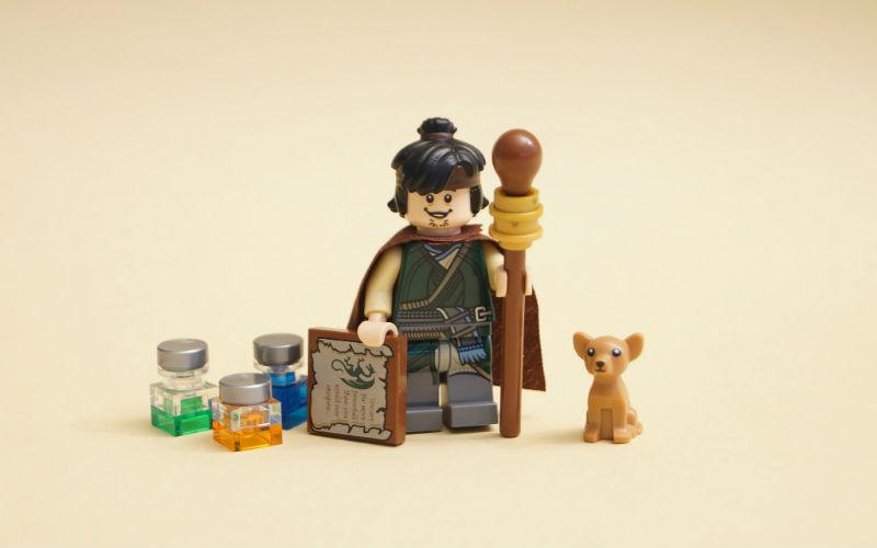 lego minifigutes custom