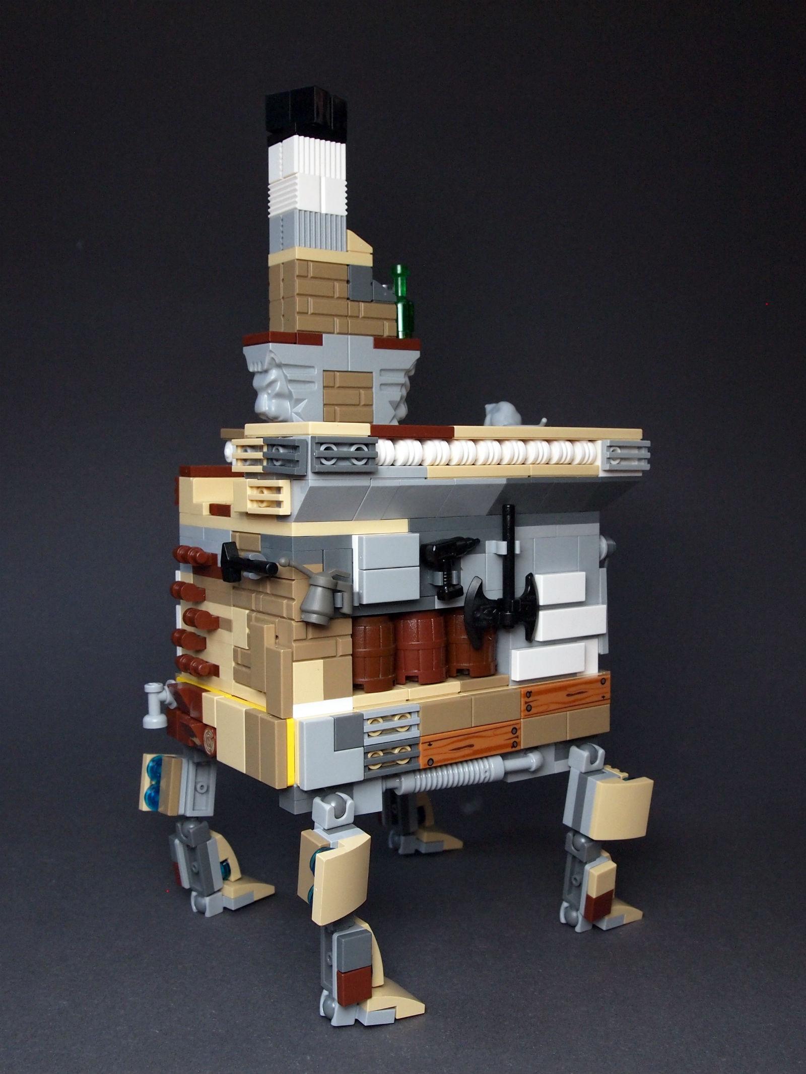 lego cyber moc