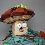 саморобка lego