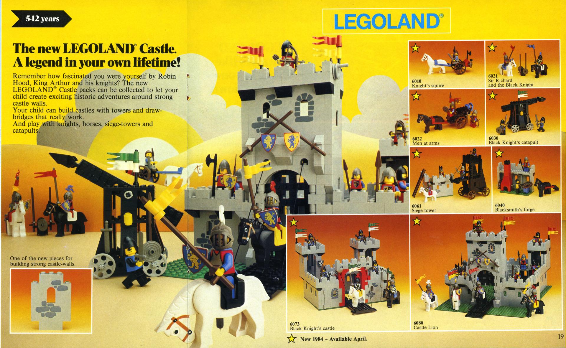 lego castle fraction